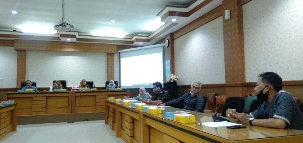 Pansus 3 DPRD Kabupaten Bulukumba Studi Komparasi Ranperda Pengelolaan Pendidikan di Dinas Pendidikan dan Kebudayaan Kota Malang