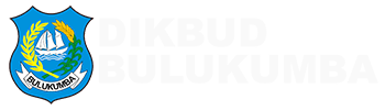 DIKBUD BULUKUMBA,  DINAS PENDIDIKAN DAN KEBUDAYAAN BULUKUMBA